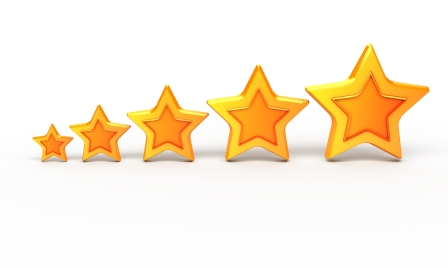 Ratings Stars