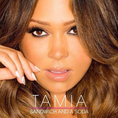 Tamia - Sanwich and a Soda