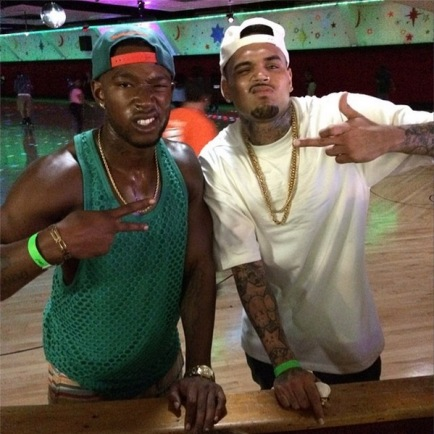 Kevin McCall & Chris Brown