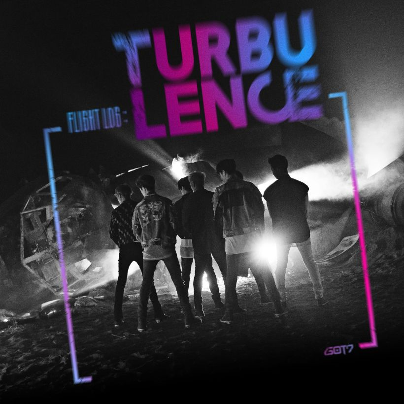 GOT7 - Flight Log: Turbulence